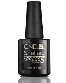 Гель-лак CND Shellac Xpress 5 Top Coat 15 мл