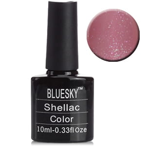 Гель-лак ЛЕТО 2016! Shellac BLUESKY №84
