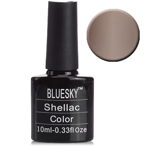 Гель-лак ЛЕТО 2016! Shellac BLUESKY №86