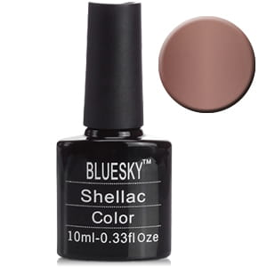 Гель-лак ЛЕТО 2016! Shellac BLUESKY №87