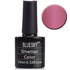 Гель-лак ЛЕТО 2016! Shellac BLUESKY №91