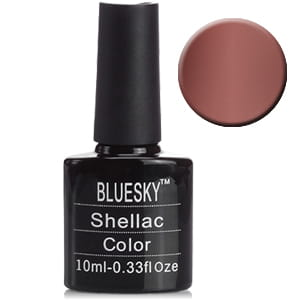 Гель-лак ЛЕТО 2016! Shellac BLUESKY №92