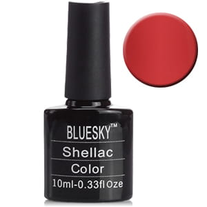 Гель-лак ЛЕТО 2016! Shellac BLUESKY №96