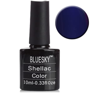 Гель-лак ЛЕТО 2016! Shellac BLUESKY №107