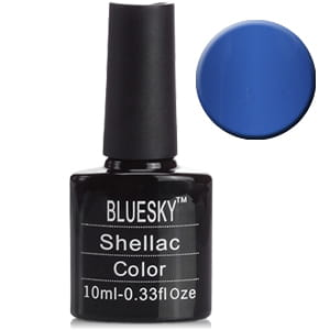 Гель-лак ЛЕТО 2016! Shellac BLUESKY №109