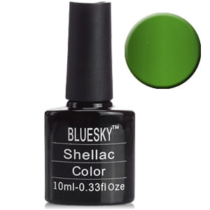 Гель-лак ЛЕТО 2016! Shellac BLUESKY №117