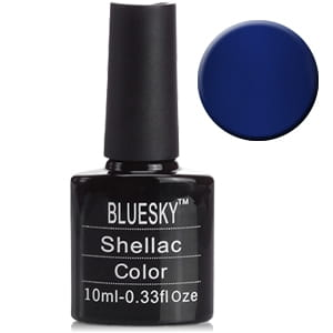 Гель-лак ЛЕТО 2016! Shellac BLUESKY №125
