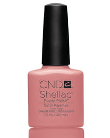 Гель-лак CND Shellac Satin Pyjamas