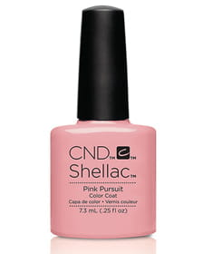 Гель-лак CND Shellac Pink Pursuit