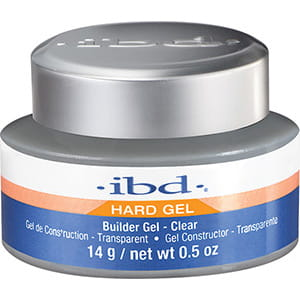 Гель IBD UV Builder Gel Clear 14 гр