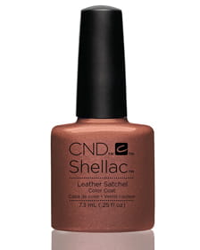Гель-лак CND Shellac Leather Satchel