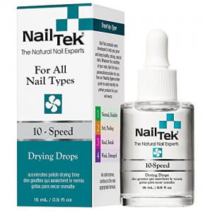 Nail Tek 10-Speed Polish Drying Drops