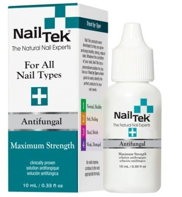 Nail Tek  Antifungal Maximum Strength