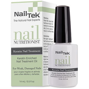 Nail Tek Nutritionist Keratin Oil 14 ml