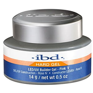 Гель IBD LED/UV Builder Gel Pink V 14 гр