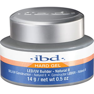 Гель IBD LED/UV Builder Gel Natural II 14 гр