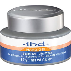 Гель IBD  Builder Ultra White 14 гр