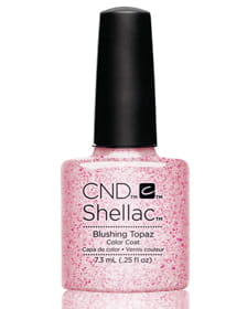 Гель-лак Shellac Blushing Topaz!