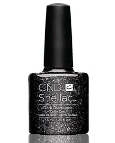 Гель-лак Shellac Dark Diamonds!
