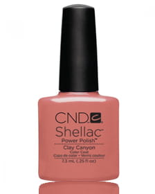Гель-лак CND Shellac Clay Canyon