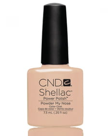 Гель-лак CND Shellac Powder My Nose