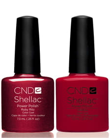 New 2014! Shellac Perfect Pair
