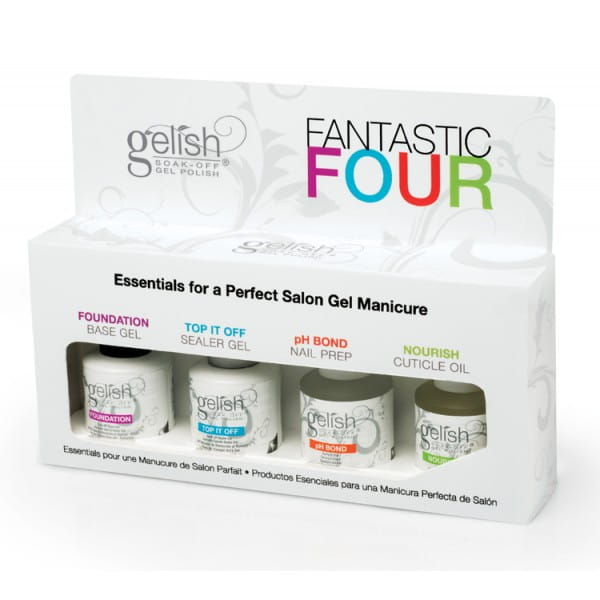Гель-лак Gelish Fantastic Four