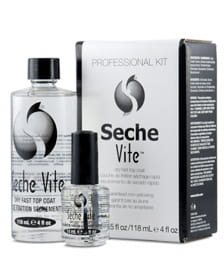 Seche Vite Top Coat 118 мл + 14 мл