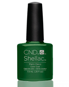 Гель-лак CND Shellac Palm Deco