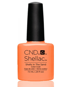 Гель-лак CND Shellac Shells In The Sand