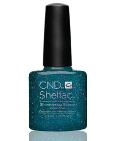 Гель-лак Shellac Shimmering Shores!