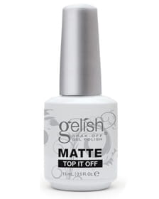 Гель-лак Gelish Matte Top-It-Off Sealer Gel