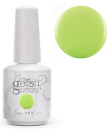 NEW 2014! Gelish Lime All The Time 1623
