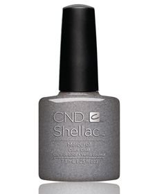 Гель-лак CND Shellac Mercurial