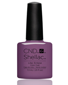Гель-лак Shellac Lilac Eclipse!