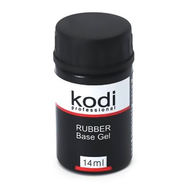 Гель-лак Kodi Rubber Base Gel 14 ml