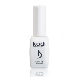 Гель-лак Kodi Matte Top Coat Velour 8 ml