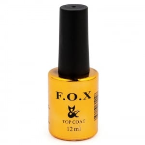 Гель-лак F.O.X Top Matt velvet 12 ml