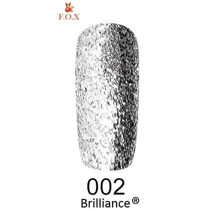 Гель-лак F.O.X Gold Brilliance 002 (6 мл)