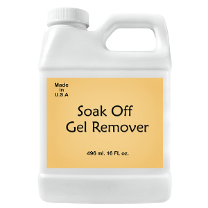 Soak Off Gel Remover 496 мл