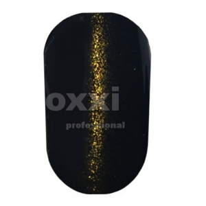 Гель-лак Oxxi Super cat effect Gold №001