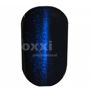 Гель-лак Oxxi Super cat effect Blue №003