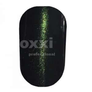 Гель-лак Oxxi Super cat effect Green №004