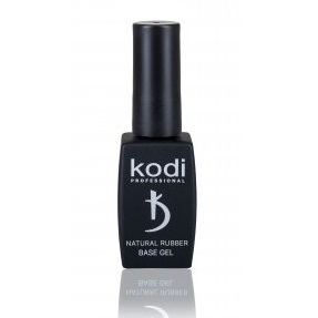 Гель-лак Kodi NATURAL RUBBER BASE (Ivory), 12 ML