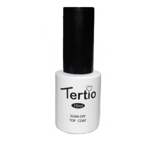 Гель-лак Tertio Top Coat 10 ml