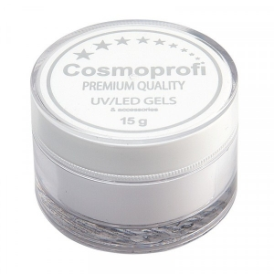 Гель скульптурный Cosmoprofi Thick Clear, 15 г