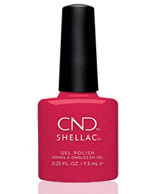 Гель-лак CND Shellac Kiss of Fire