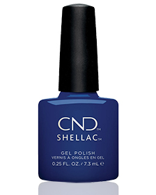 Гель-лак CND Shellac Blue Moon