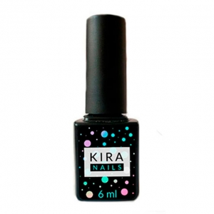 Гель-лак Kira Nails Rubber Base Coat