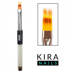 Кисть для градиента Kira Nails Ombre 8 (Nylon)